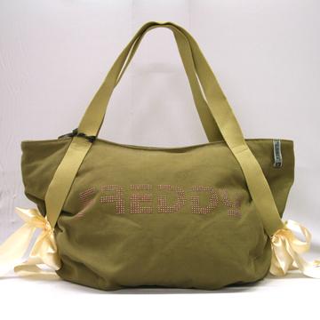 borsa verde con fiocco freddy bologna