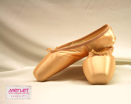 punte danza classica merlet prelude