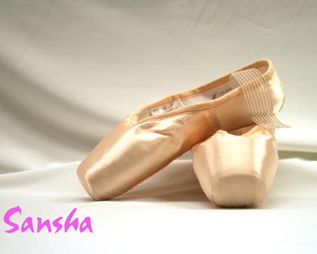 punte danza classica sansha recital