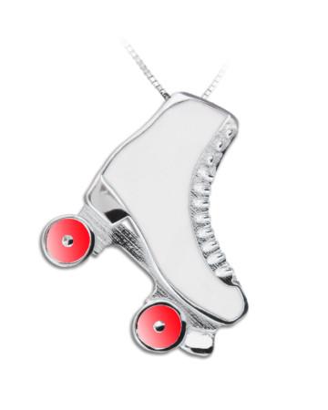 mikelart bologna pattinaggio gioiello pattino rotelle